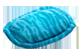 Vignette 3 du produit manimo - Tortue lourde 2 en 1, 1 unité, turquoise