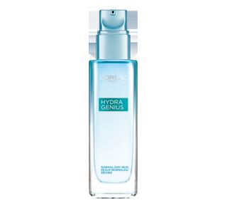Hydra Genius gel liquide hydratant, 90 ml, peaux normales à sèches