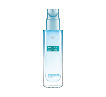 Hydra Genius soin liquide quotidien, 90 ml, peau normale à sèche