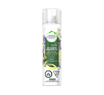 Bio:Renew shampooing sec, 140 g, concombre et thé vert