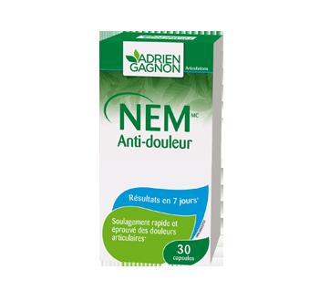NEM anti-douleur, 30 unités – Adrien Gagnon : Articulation