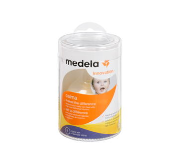 Image du produit Medela - Calma ensemble de tétine, 1 unité