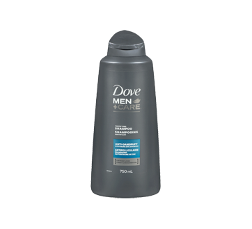 Image 3 du produit Dove Men + Care - Shampooing, 750 ml, antipelliculaire