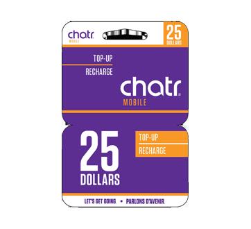 Chat R Mobile carte de réapprovisionnement de 25 $, 1 unité
