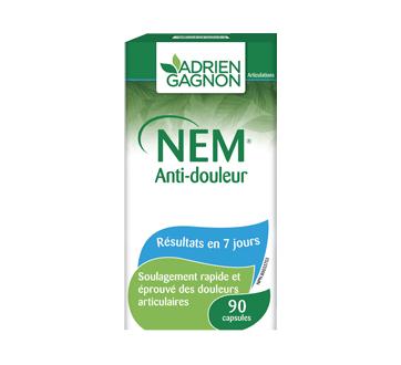 Image du produit Adrien Gagnon - Nem anti-douleur, 90 unités