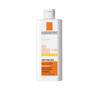 Anthelios fluide ultra-léger FPS 50+, 125 ml