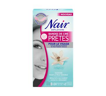 Dépilatoire pour le visage, 24 unités – Nair : Crème dépilatoire | Jean CoutuAperçuAperçuAperçuAperçu