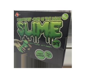 Ensemble de glue fluorescente Slime, 1 unité