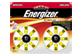 Vignette du produit Energizer - Piles pour prothèses auditives, 16 unités, AZ10DP16