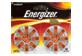 Vignette du produit Energizer - Piles pour prothèses auditives, 16 unités, AZ13DP16