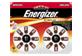 Vignette du produit Energizer - Piles pour prothèses auditives, 16 unités, AZ312DP16