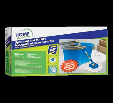 Image 2 du produit Home Exclusives - Vadrouille et seau essoreur, 1 unité