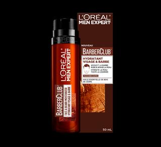 Men Expert BarberClub hydratant visage & barbe, 50 ml