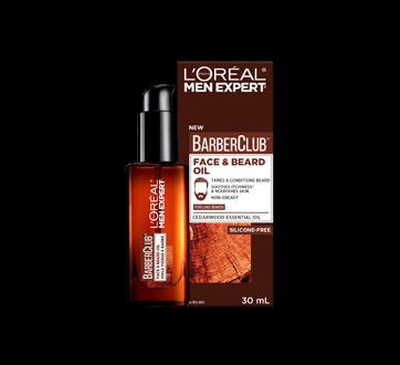 Image 2 du produit L'Oréal Paris - Men Expert BarberClub huile visage & barbe, 30 ml