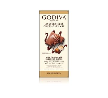 Chefs-D'œuvre coquille au chocolat au lait à la noisette, 85 g