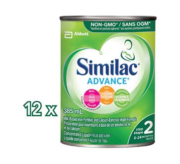 Image 2 du produit Similac - Similac Go & Grow avec oméga-3 et oméga-6, en liquide concentré, 12 x 385 ml