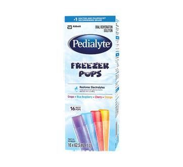 Image 1 du produit Pedialyte - Pedialyte bâtons glacés, 16 unités