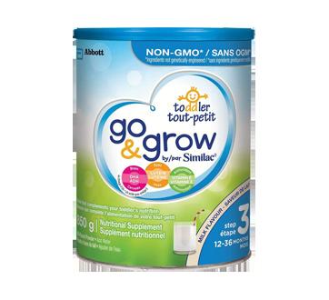 Go & Grow boisson en poudre pour tout-petits, étape 3, 850 g, lait