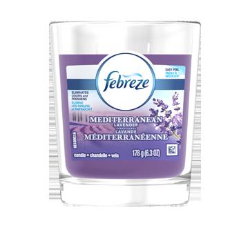 Assainisseur d'air en chandelle, 1 unité, Mediterranean Lavender