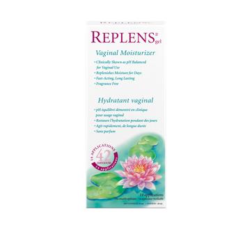Image du produit Replens - Hydratant et lubrifiant vaginal, 14 unités, 42 jours
