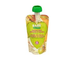 Image du produit Baby Gourmet - Récolte de poires, citrouilles et bananes, 128 ml