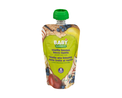 Image du produit Baby Gourmet - Risotto aux bananes, petits fruits et vanille, 128 ml