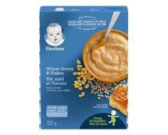 Image du produit Nestlé - Gerber blé, miel et flocons, 227 g