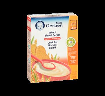 Image 2 du produit Gerber - Gerber céréales biscuits de blé, 227 g