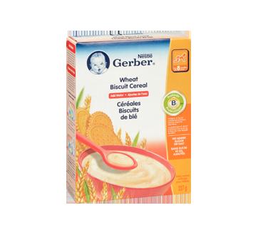 Image 2 du produit Nestlé - Gerber céréales biscuits de blé, 227 g