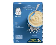 Image du produit Nestlé - Gerber céréales de riz, 227 g