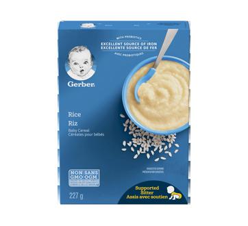 Gerber céréales de riz, 227 g