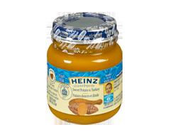 Image du produit Heinz - Purée patate douce et dinde, 128 ml
