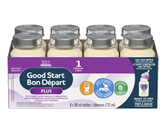 Image du produit Nestlé - Bon Départ avec oméga and GOS biberon, 8 x 89 ml