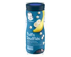 Image du produit Nestlé - Gerber soufflés, 42 g, banane