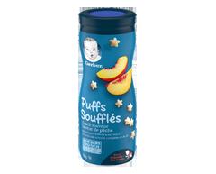 Image du produit Nestlé - Gerber soufflés, 42 g, pêche