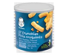 Image du produit Nestlé - Gerber P'tits Croquants cheddar doux, 42 g