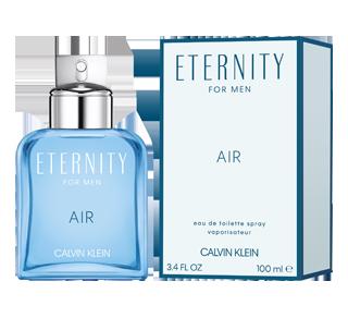 Eternity Air pour hommes eau de toilette, 100 ml