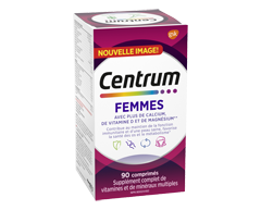 Image du produit Centrum - Centrum pour femme, 90 unités