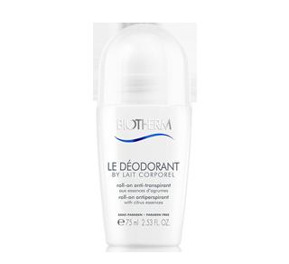 Le Déodorant By Lait corporel anti-transpirant à bille, 75 ml