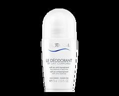 Image du produit Biotherm - Le Déodorant By Lait corporel anti-transpirant à bille, 75 ml