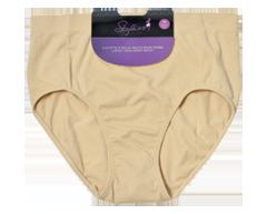 Image du produit Styliss - Culotte à taille haute pour femme, 1 unité, moyen, beige