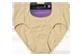 Vignette du produit Styliss - Culotte à taille haute pour femme, 1 unité, moyen, beige