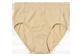 Vignette du produit Styliss - Culotte à taille haute pour femme, 1 unité, grand, beige