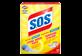 Vignette du produit S.O.S - Tampons d'acier savonneux, 10 unités