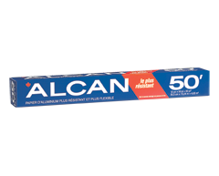 Image du produit Alcan - Papier d'aluminium, 15 m