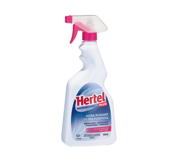 Plus nettoyant ultra-puissant dégraissant, 700 ml, vent de fraîcheur