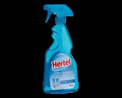 Image du produit Hertel - Nettoyant vitres et surfaces, 700 ml, ambiance fraîcheur