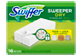 Vignette du produit Swiffer - Sweeper - Linges secs, 16 unités, non parfumés