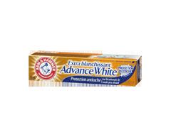 Image du produit Arm & Hammer - Advance White dentifrice, 120 ml, menthe fraîche