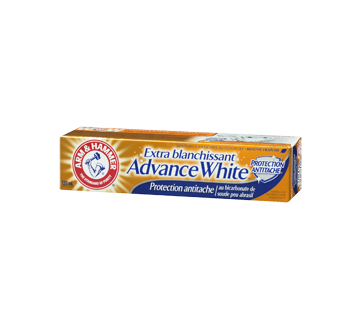 Advance White dentifrice, 120 ml, menthe fraîche